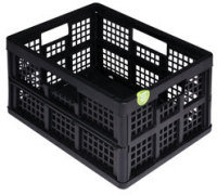 REALLY USEFUL 32LTR FOLD/CRATE BLK