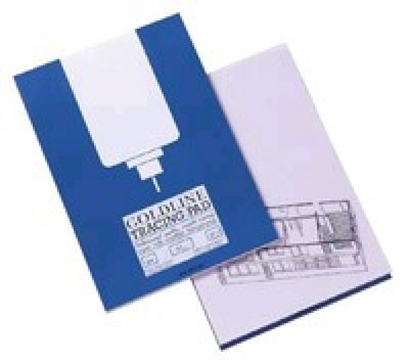 Goldline Tracing Pad Professional A2