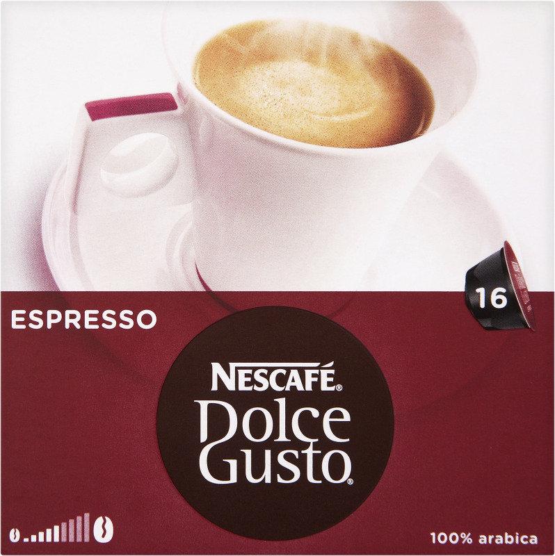 Nescafe Dolce Gusto Espresso  3x16 Caps