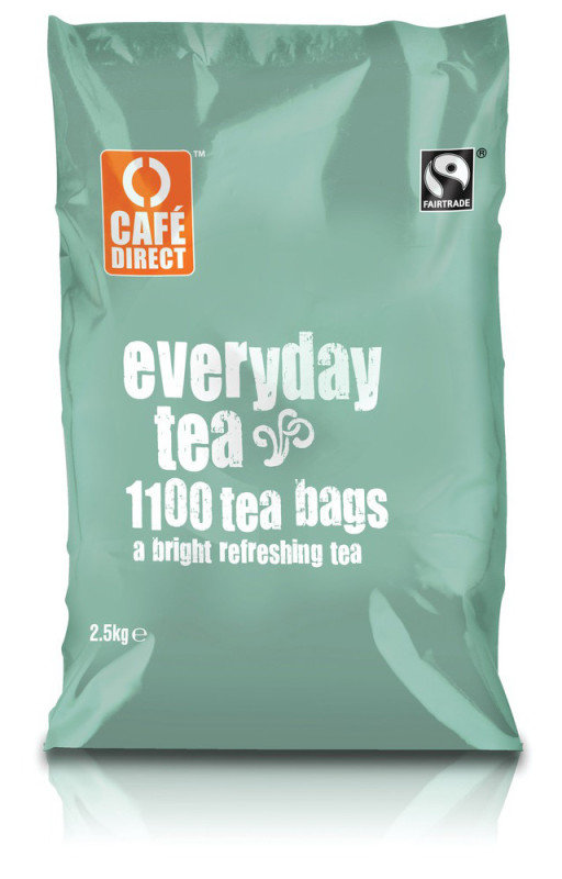 Image of Cafe Direct Polybags 2g Teabags - 1100 Pack
