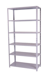 FF STORSOL MD BOLTED UNIT 6 SHLVS GREY