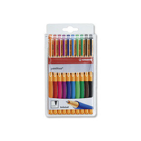 STABILO POINTVISCO WLT10 ASSORTED