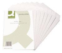 Q Connect C4 90G White Self Seal Envelopes - 250 Pack