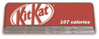 Nestle 2 Finger Kit Kat - 14 Pack