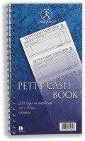 CHALLENGE PETTY CASH PAD 280X152 40PAGE
