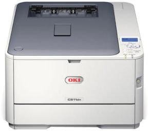 OKI C511dn A4 Duplex Network Colour Laser Printer