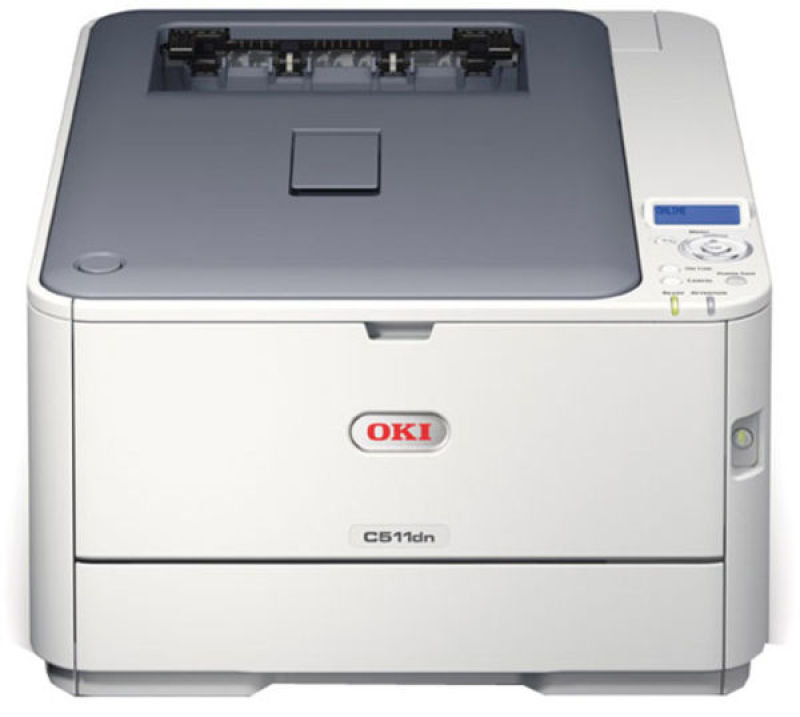 OKI C511dn A4 Duplex Network Colour Laser Printer