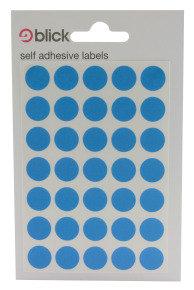 Blick Label Bag 13Mm Blue Pk140 003953 - 20 Pack