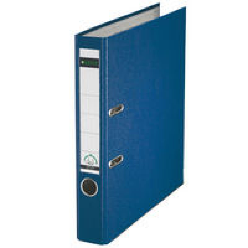 Leitz Miniarch Pp A4 52mm Blue 1015-35 - 10 Pack