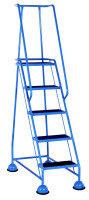 VFM Light Blue 5 Tread Step (Pack of 1)