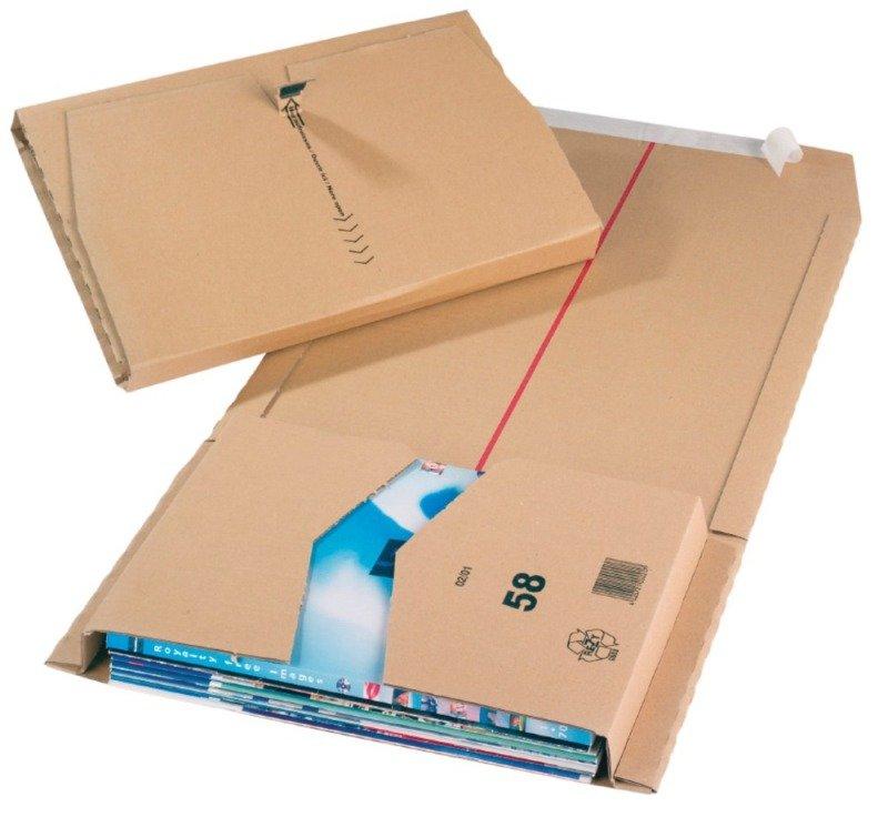 MAILING BOX 455 X 320 X 70MM PK25
