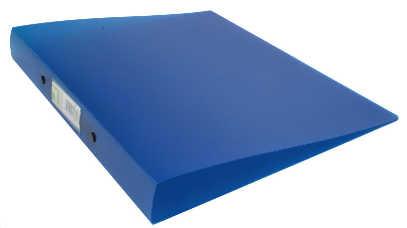 Q CONNECT RING BINDER FROSTED BLUE