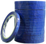 FLEXOCARE TAPE VINYL 9MMX66M PK16 BLUE