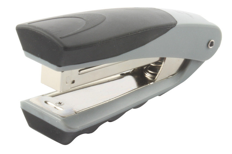 REXEL CENTOR STAND UP STAP SILVER/BLACK