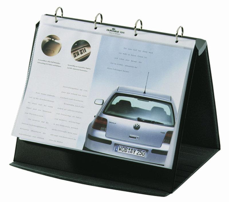 Durable DURASTAR Table Flipcharts Grey