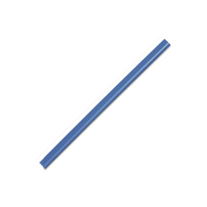 Durable Spinebar A4 6mm Blue 100 Pack