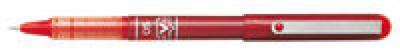 Pilot Vball Rollerball Red Blvb5 - 12 Pack