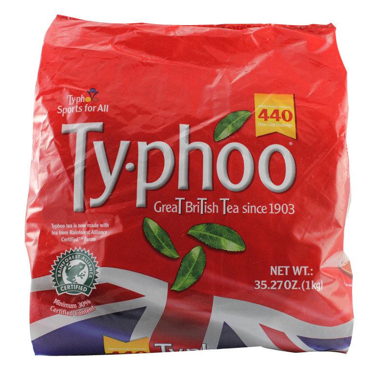 Typhoo One Cup Tea Bags - 440 Pack