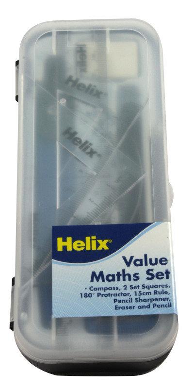 Helix Value Maths Set Blue