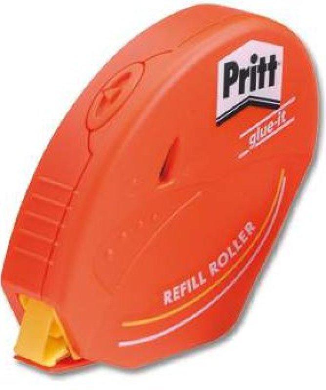Pritt Glue Roller Refillable Permanent 8.4mm x 16m