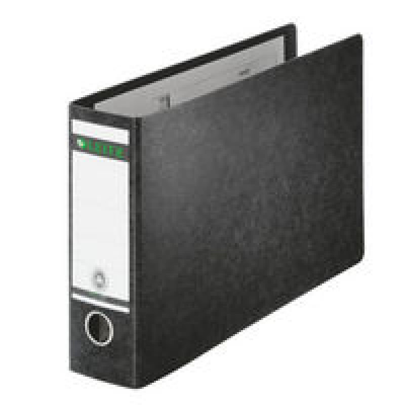 Leitz Board L/a File A4 Oblong Black - 4 Pack