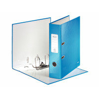 Leitz Wow Lever Arch A4 Folder Blue - 10 Pack