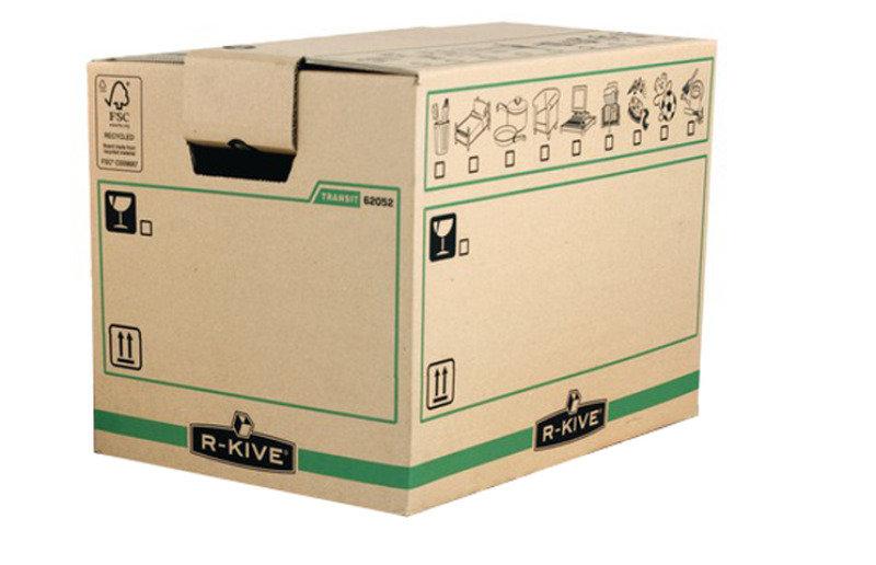 Fellowes R-Kive Transit X-Large Moving Box - 5 Pack