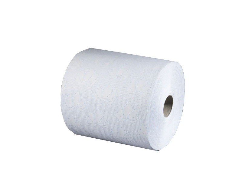 Tork Electronic White 2 Ply Hand Towel Roll 195mm Wide Sheet (Pack of 6)
