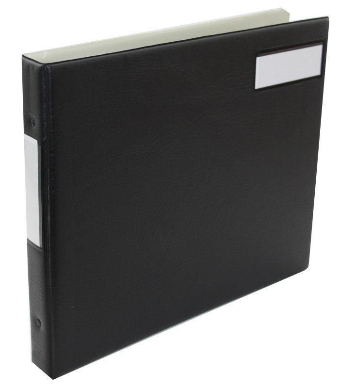 VARIFORM V8MPB BINDER BLACK 75157