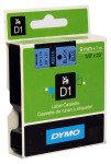 DYMO 1000/5000 TAPE 9MMX7M BLK/BLU 40916