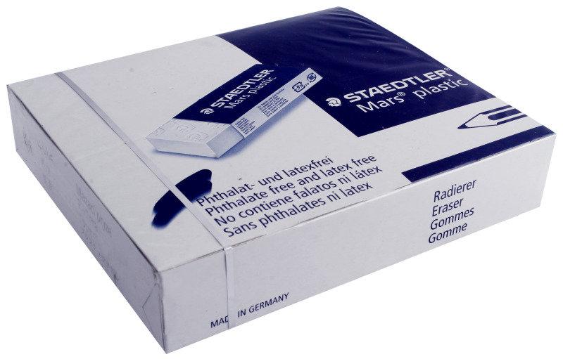 Staedtler Mars Plastic Eraser 526-50 - 20 Pack