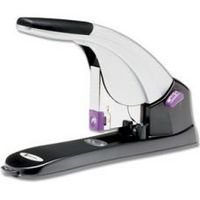 REXEL MERCURY HEAVY DUTY STAPLER GRY/PUR