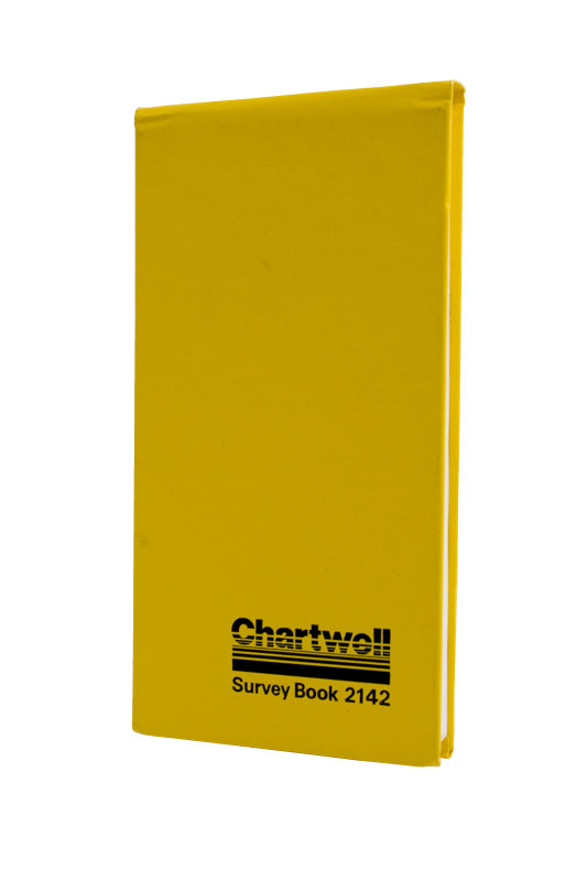 Image of Chartwell Survey Book 4x8