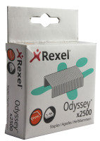 REXEL STAPLES 2-60 H/DUTY PK2500 2100050