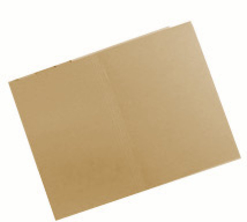 Guildhall Square Cut Folder 315gsm Buff - 100 Pack