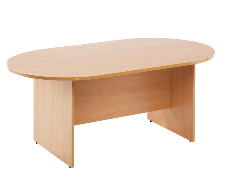 Image of FF ARISTA 1800MM RECT MEETING TABLE BCH
