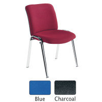 FF AVIOR CONF HB CHROME CHAIR CLARET