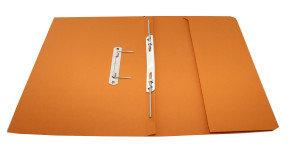 El Jiffex Pocket File Fcp Orange 43316 - 25 Pack