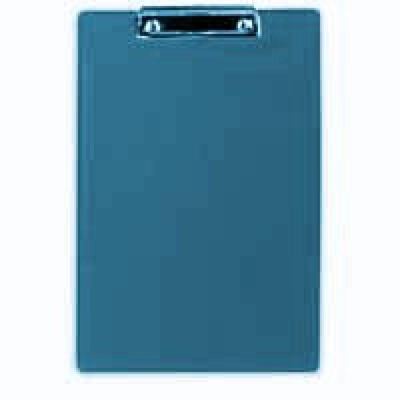 Rapesco Standard Clipboard, A4/Foolscap (blue)
