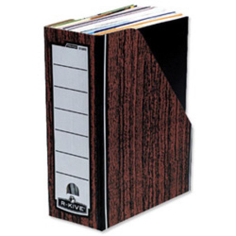 Fellowes R-Kive Premium Magazine File Fpc - 10 Pack