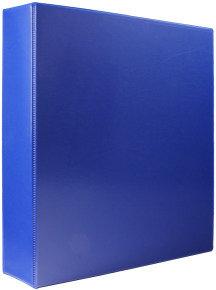 Wb Pres Binder 4 D Ring Blu 40mm - 10 Pack