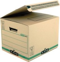 Fellowes R-Kive Transit Secure Ship & Store Box - 10 Pack