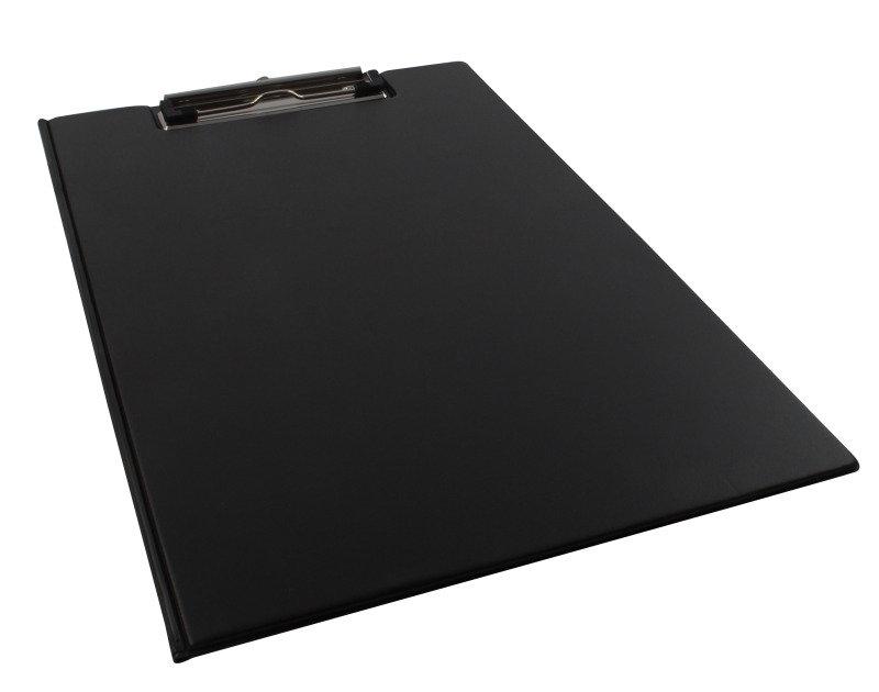 Rapesco Foldover Clipboard, A4/Foolscap (black)
