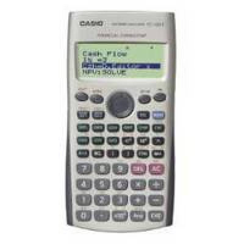 Casio FC100V Financial Calculator