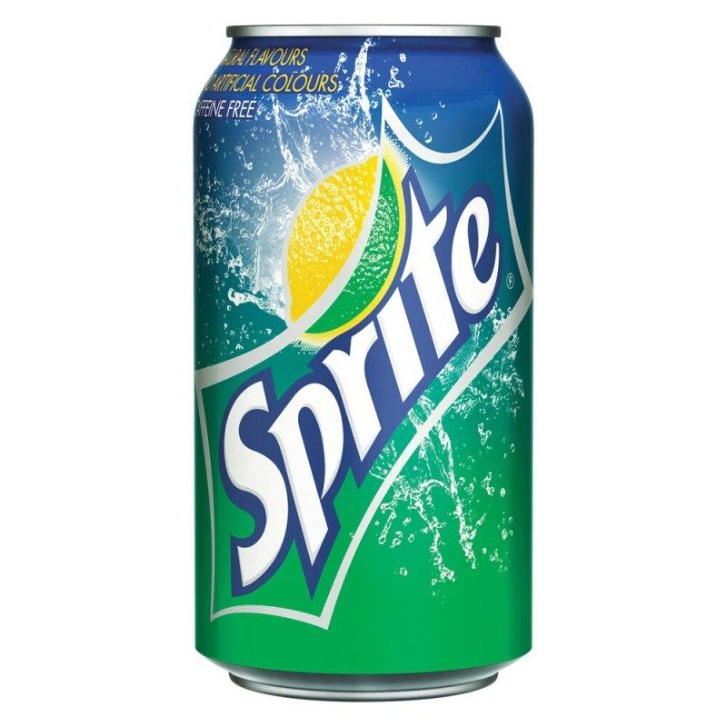 Sprite Lemon 330ml Can - 24 Pack