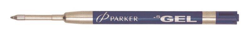 Parker Gel Ball Refill Verie Med Blue - 1 Pack