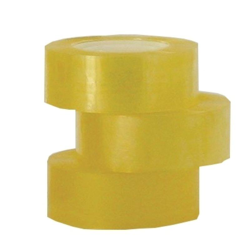 Scotch Easy Tear Clr Tape 24mmx33M - 6 Pack
