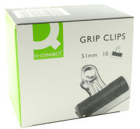 Q CONNECT GRIP CLIP 51MM PK10