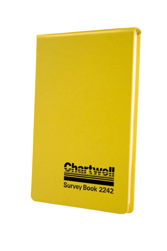 Chartwell Survey Book 4x6