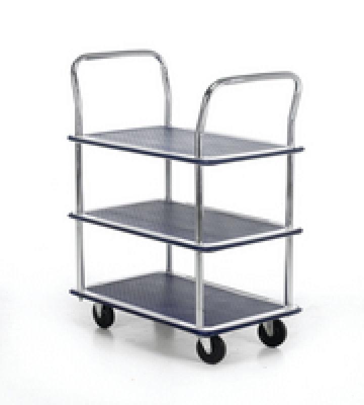 Image of Barton Three Shelf Trolley